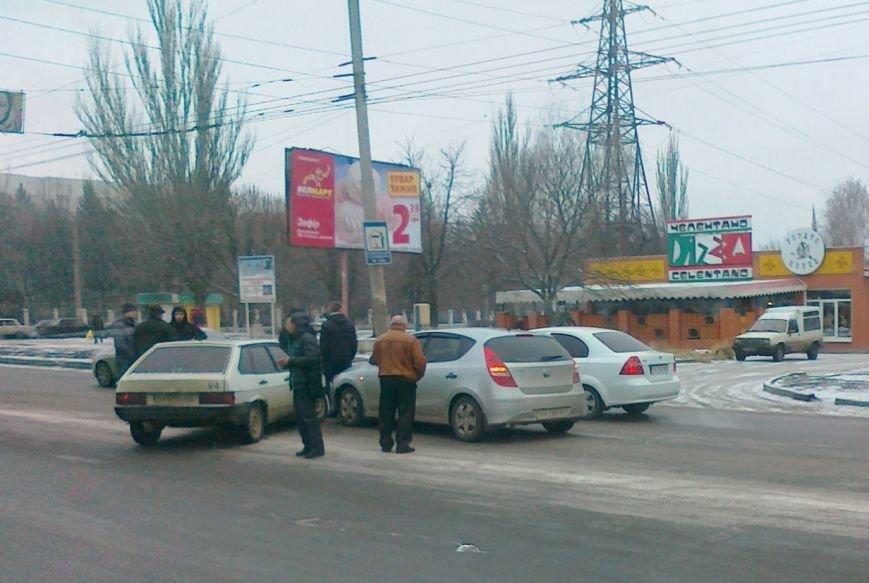 В Кировограде произошло небольшое ДТП, фото-2