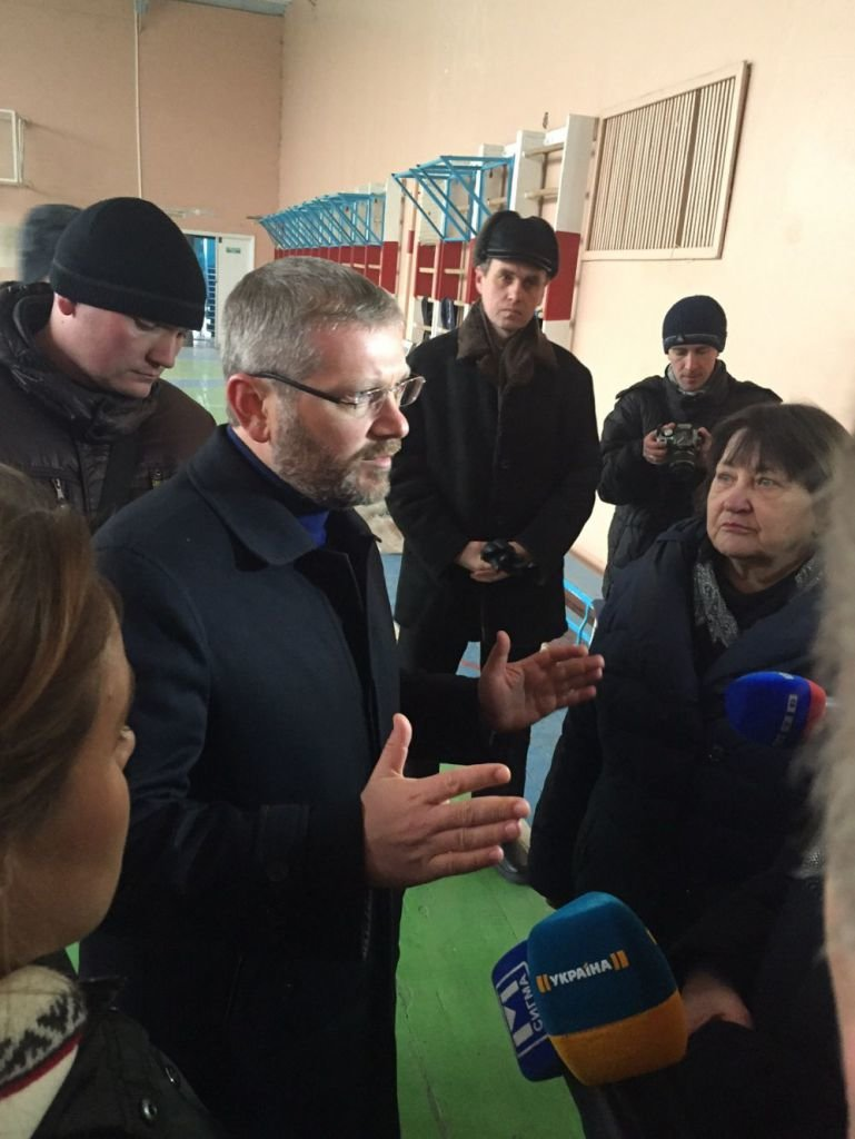 Вилкул: Введение чрезвычайного положения в Донецкой и Луганской областях необходимое, но запоздалое решение (фото) - фото 1