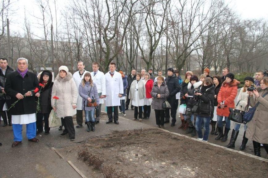 В Николаеве увековечили память об известном онкохирурге Григории Горбурове (ФОТО) (фото) - фото 5