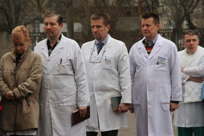 В Николаеве увековечили память об известном онкохирурге Григории Горбурове (ФОТО) (фото) - фото 4