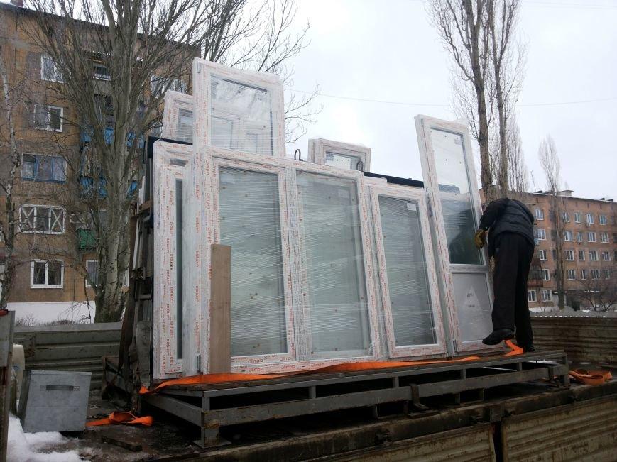 Новые окна для жителей «Фильтровальной», фото-2
