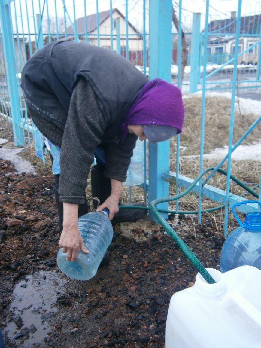 Жители Димитрова снова в поисках воды (фото) - фото 21