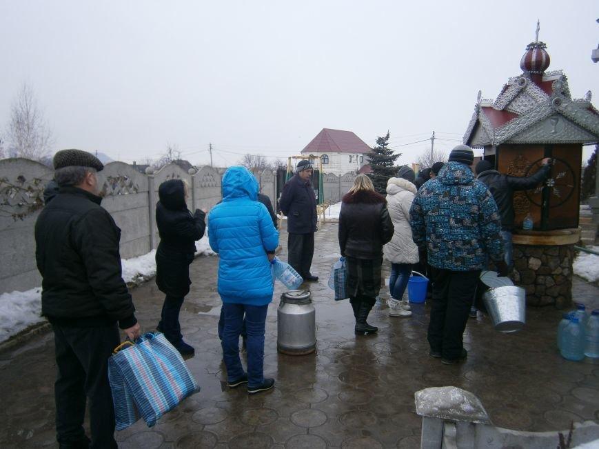 Жители Димитрова снова в поисках воды (фото) - фото 6