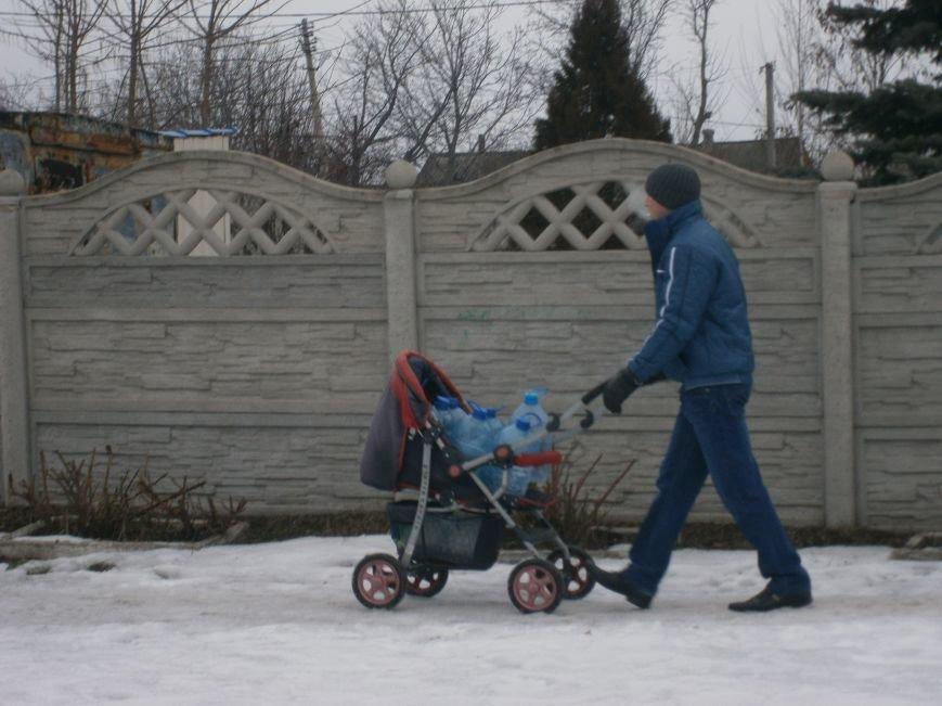 Жители Димитрова снова в поисках воды (фото) - фото 14