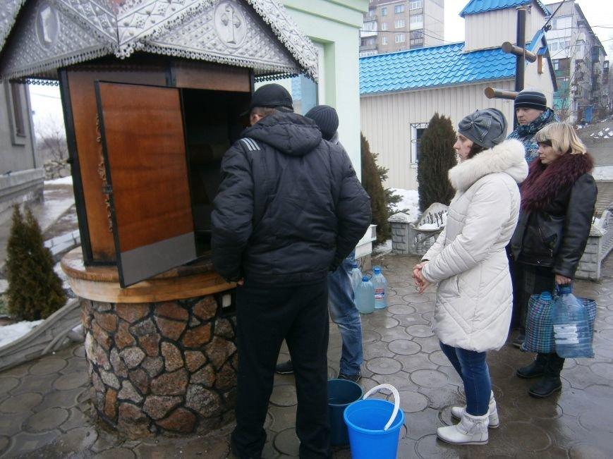 Жители Димитрова снова в поисках воды (фото) - фото 7