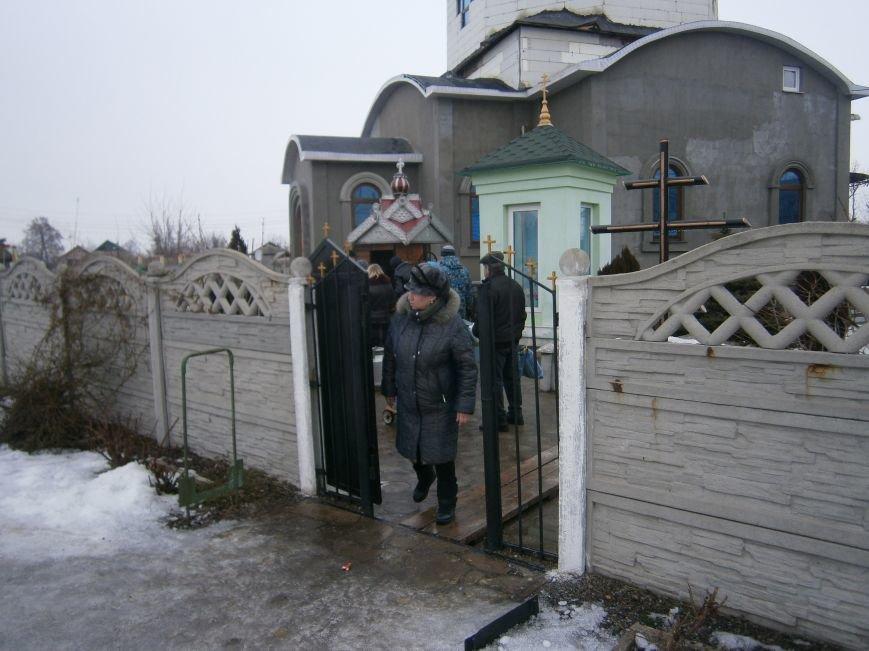 Жители Димитрова снова в поисках воды (фото) - фото 5