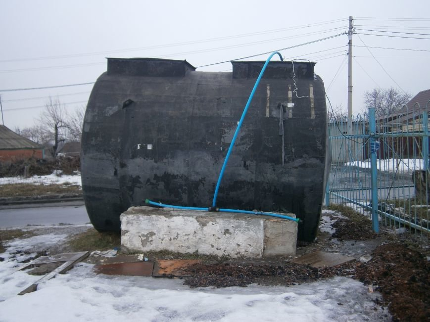 Жители Димитрова снова в поисках воды (фото) - фото 20