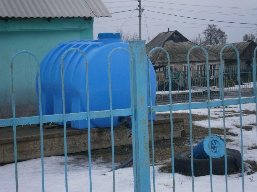 Жители Димитрова снова в поисках воды (фото) - фото 16