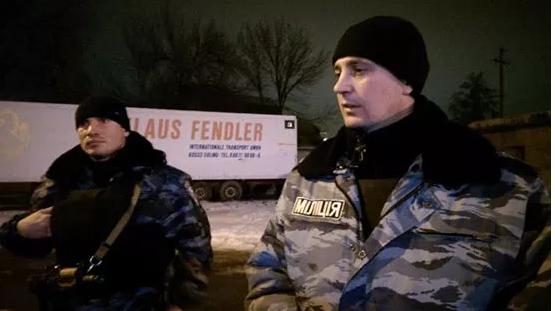 На харьковском блокпосту милиционеры побили журналистов (ФОТО+ВИДЕО) (фото) - фото 1