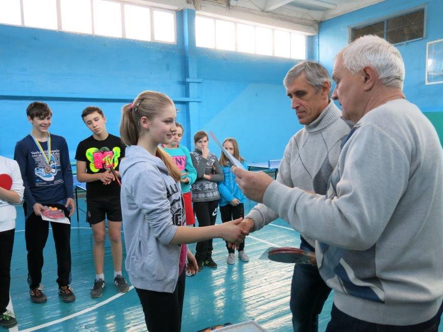 В Димитрове прошло первенство отдела образования по настольному теннису, фото-12