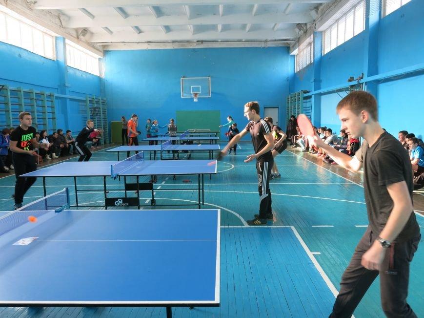 В Димитрове прошло первенство отдела образования по настольному теннису, фото-4