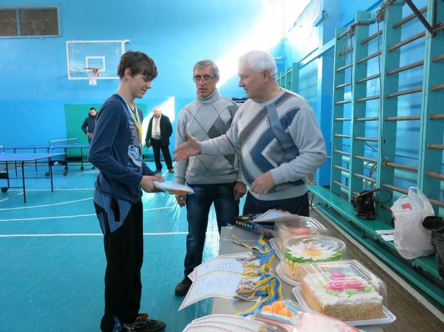 В Димитрове прошло первенство отдела образования по настольному теннису, фото-10