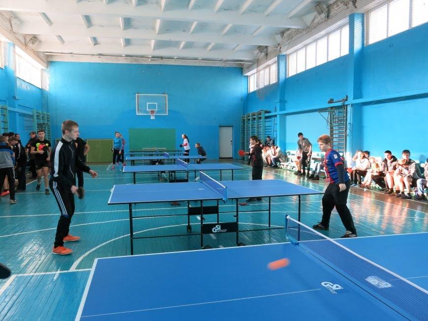 В Димитрове прошло первенство отдела образования по настольному теннису, фото-2