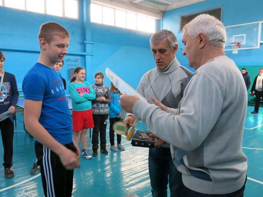 В Димитрове прошло первенство отдела образования по настольному теннису, фото-11