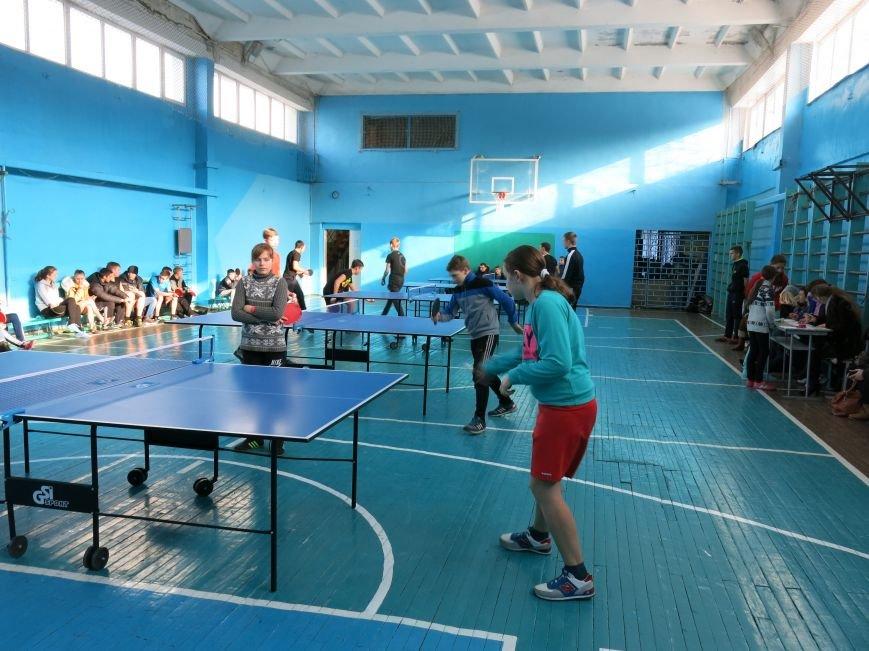 В Димитрове прошло первенство отдела образования по настольному теннису, фото-3