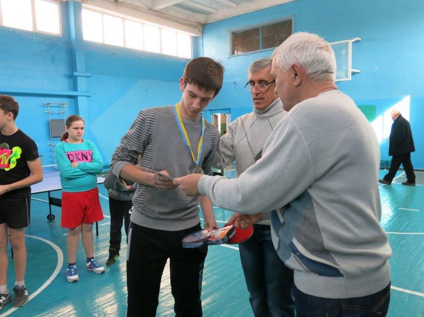 В Димитрове прошло первенство отдела образования по настольному теннису, фото-9