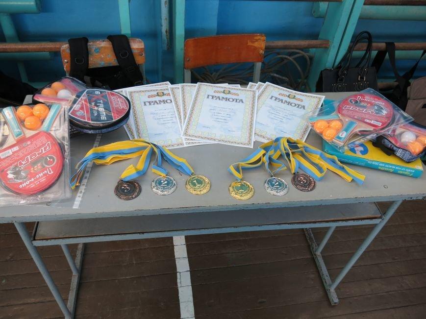 В Димитрове прошло первенство отдела образования по настольному теннису, фото-5