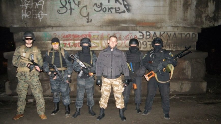 На охрану Варваровского и Ингульского мостов в Николаеве заступил «Кордон» (ФОТО) (фото) - фото 1