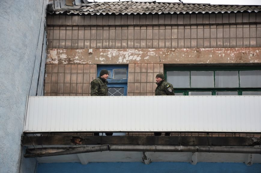Краматорчане собирались на митинг под военкоматом (ФОТО и ВИДЕО), фото-5