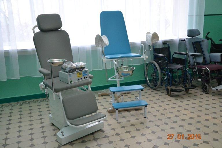Запорожскому военному госпиталю подарили оборудование на 30 тысяч гривен (ФОТО) (фото) - фото 1