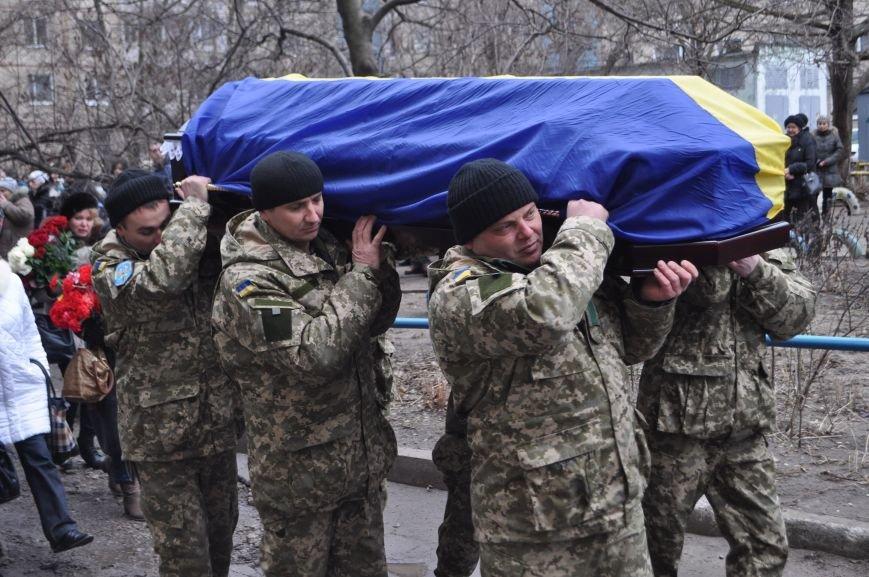 В Днепропетровске проводили в последний путь журналиста и солдата Александра Черникова (ФОТОРЕПОРТАЖ), фото-8