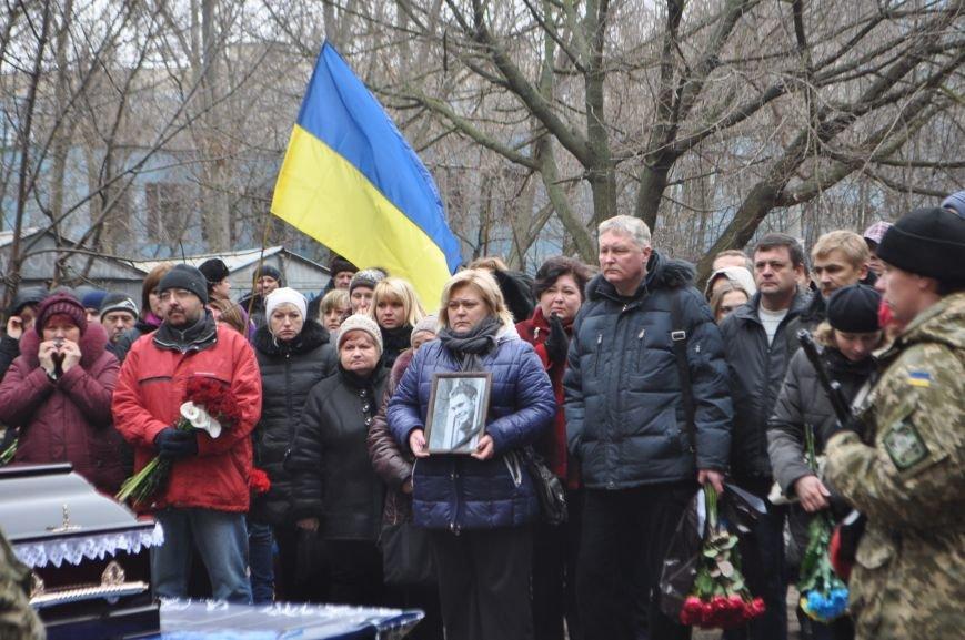 В Днепропетровске проводили в последний путь журналиста и солдата Александра Черникова (ФОТОРЕПОРТАЖ), фото-4