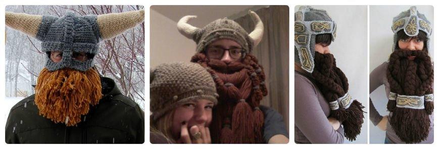 Необычные прикольные шапки ( фото ) (фото) - фото 4