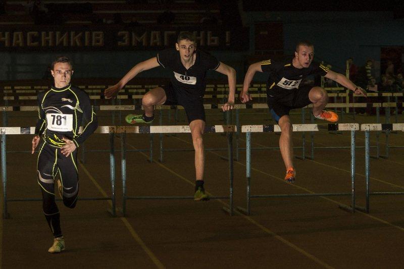 ФОТОРЕПОРТАЖ: В Запорожье проходит Чемпионат Украины по легкой атлетике среди юниоров (фото) - фото 1
