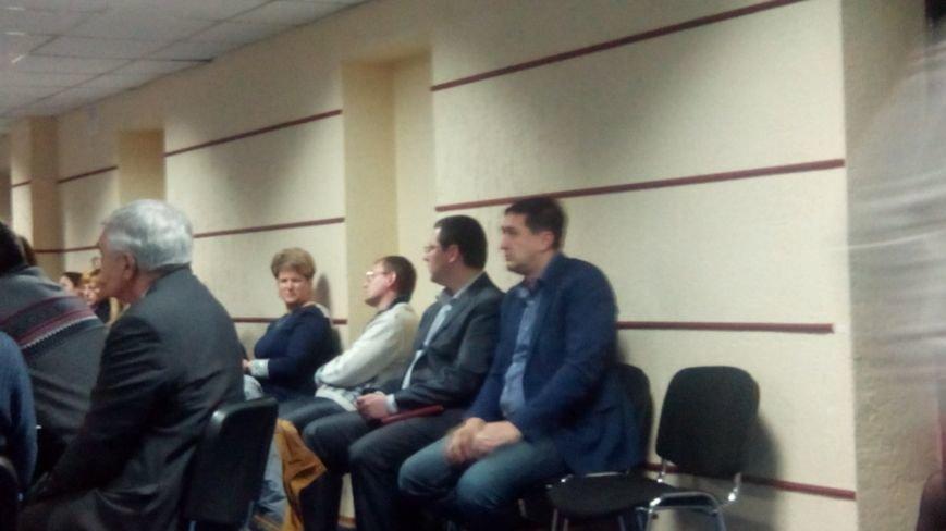 Днепропетровские предприниматели попытались изменить закон Украины (фото) - фото 2
