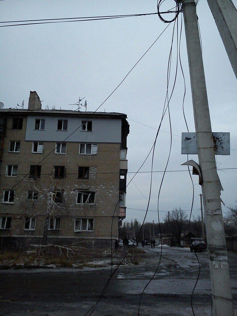 Сегодняшний обстрел в Макеевке: под ударом Червоногвардейский район (фото) - фото 2
