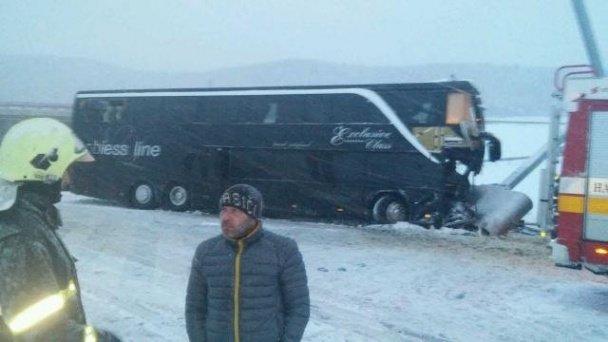В Словаччині розбився рейсовий автобус Прага - Ужгород (ФОТО, ВІДЕО) (фото) - фото 3
