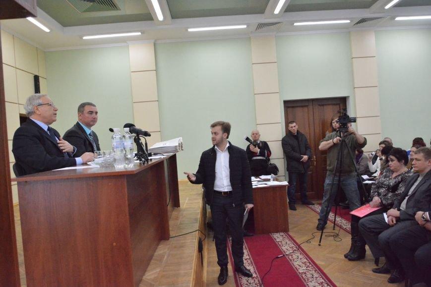 В Криворожском горсовете ликвидировали «Батькивщину» и создали «Оппозиционный блок», фото-1
