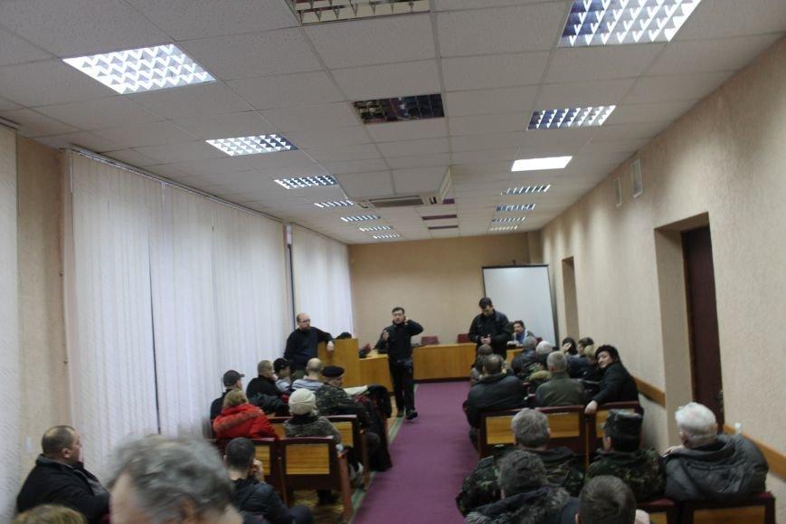 Лидеры общественных организаций Кривого Рога отказались от должностей в горисполкоме (ФОТО), фото-3