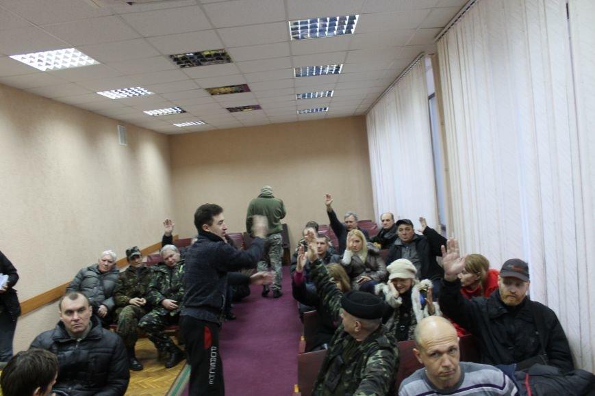 Лидеры общественных организаций Кривого Рога отказались от должностей в горисполкоме (ФОТО), фото-2