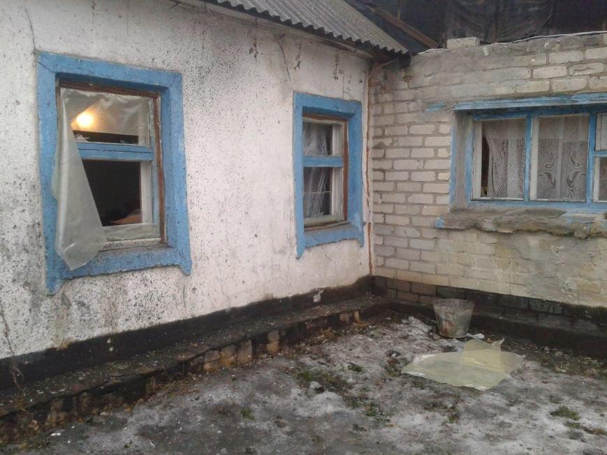 Макеевка после обстрелов 31 января (фото) (фото) - фото 3