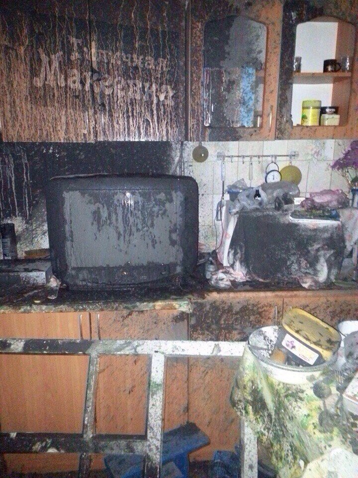 Макеевка после обстрелов 31 января (фото) (фото) - фото 13