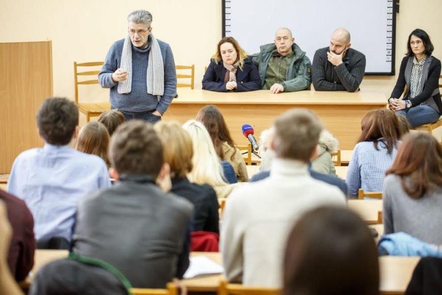 Мариупольских студентов-журналистов учили противостоять слухам (ФОТО) (фото) - фото 3