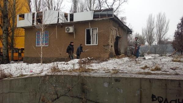 В Донецке в результате артобстрела  погибли 3  мирных жителя (ФОТО) (фото) - фото 4