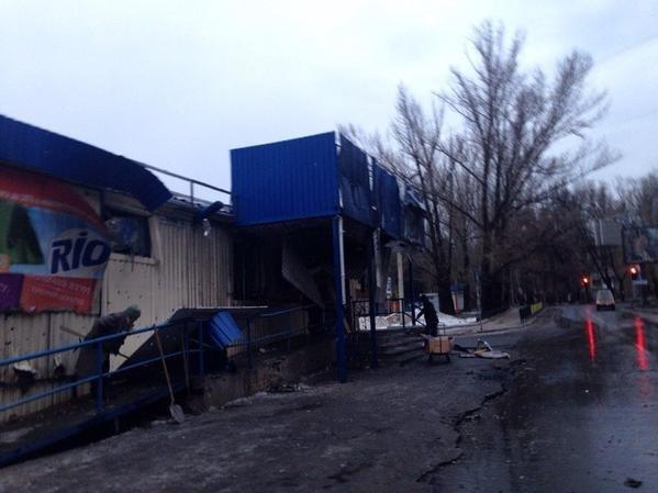 В Донецке в результате артобстрела  погибли 3  мирных жителя (ФОТО) (фото) - фото 5