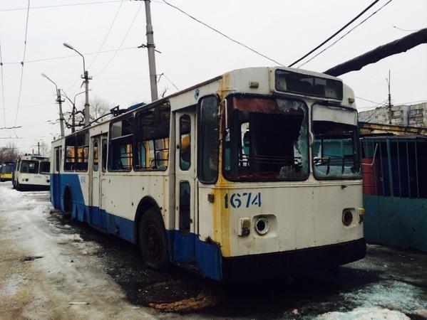 В Донецке в результате артобстрела  погибли 3  мирных жителя (ФОТО) (фото) - фото 1