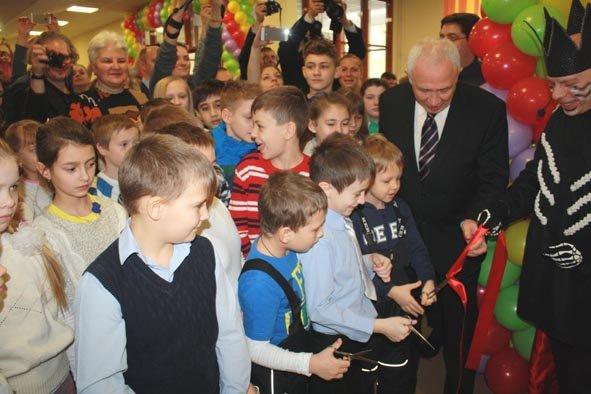 Первая школа в микрорайоне Южный Домодедово открыта (фото) - фото 1