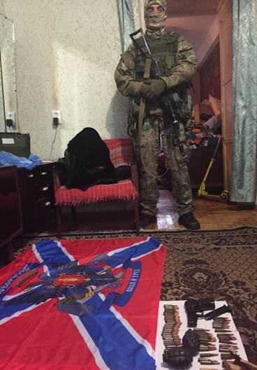 В Запорожье готовил теракты боевик «ЛНР» по кличке «Беркут» (ФОТО) (фото) - фото 1