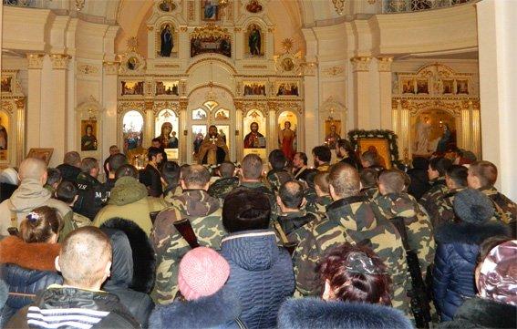 Бойцы батальона патрульной службы милиции особого назначения «Кировоград» отправились на Восток страны (фото) - фото 1