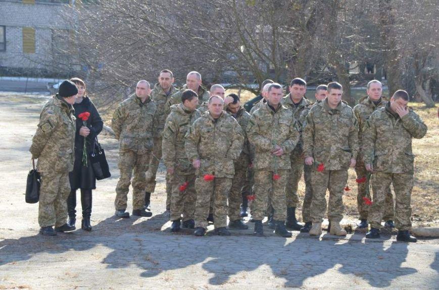 У Житомирі прощалися із військовим 95-ї окремої аеромобільної бригади Анатолієм Стратовичем, фото-5