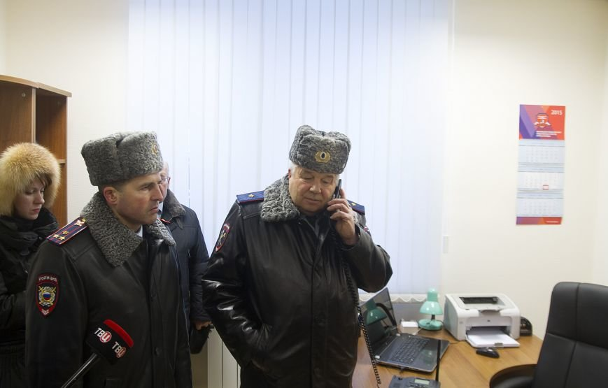 Открытие ОПОП в Ватутинках 13