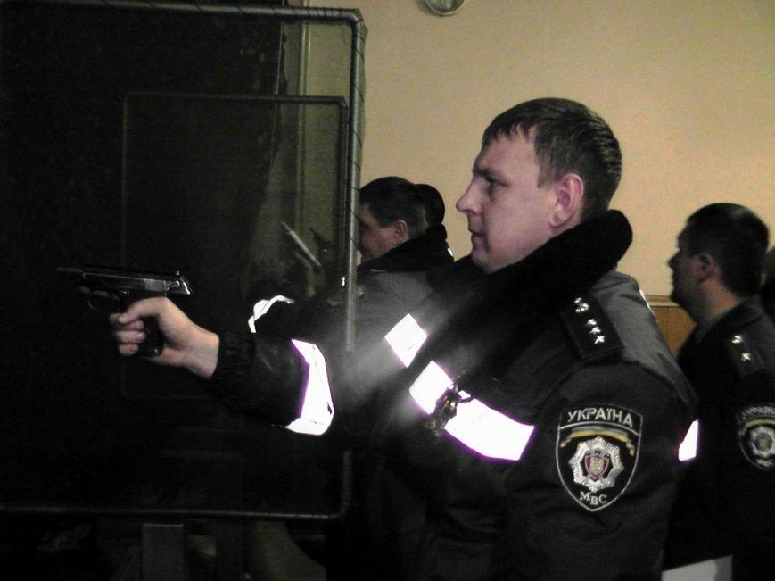 На Кіровоградщині інспектори ДПС взяли участь в навчальних стрільбах (фото) - фото 1
