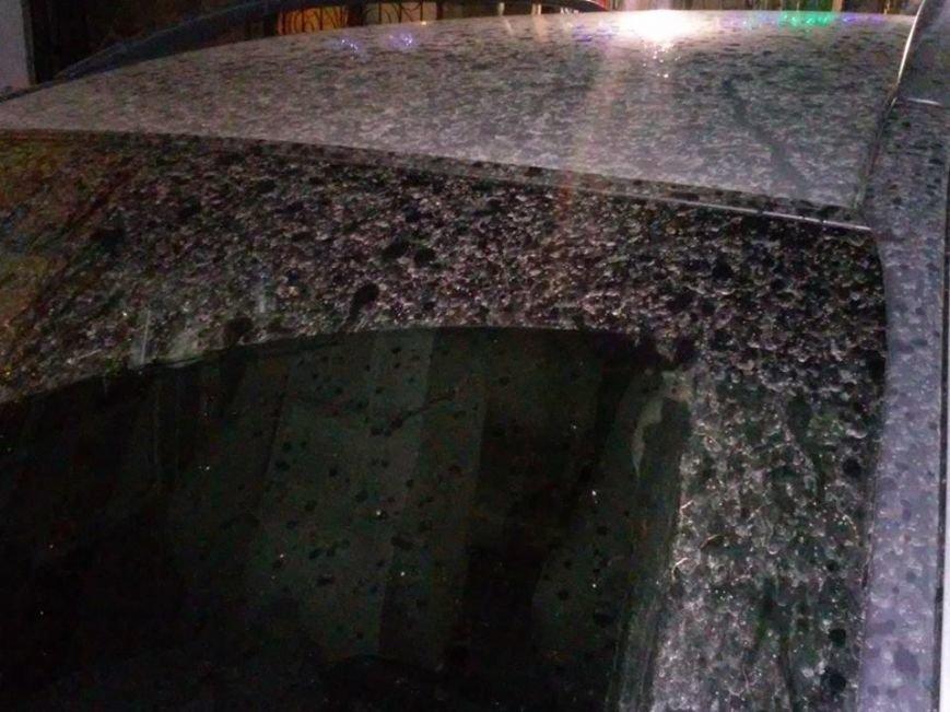 В Симферополе выпал дождь с песком (ФОТО), фото-2