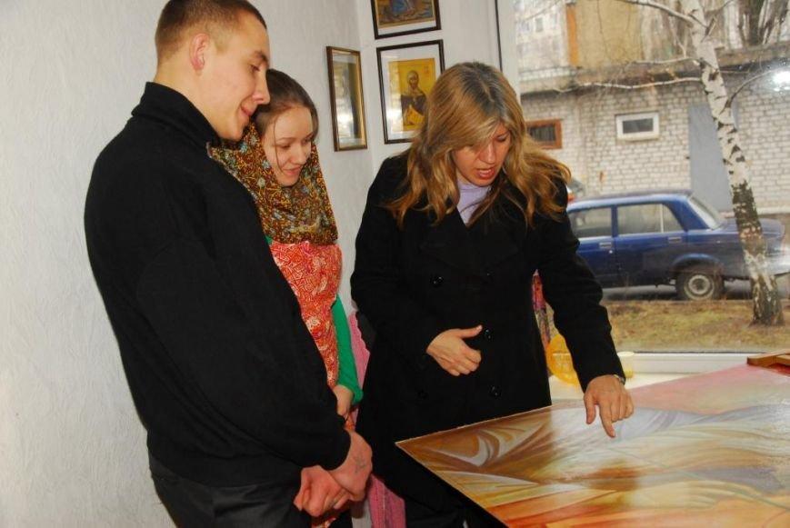 Ребята из Кременчугской воспитательной колонии посетили Полтавскую Миссионерскую духовную семинарию (ФОТО), фото-6
