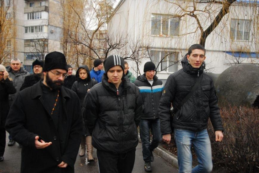 Ребята из Кременчугской воспитательной колонии посетили Полтавскую Миссионерскую духовную семинарию (ФОТО), фото-2