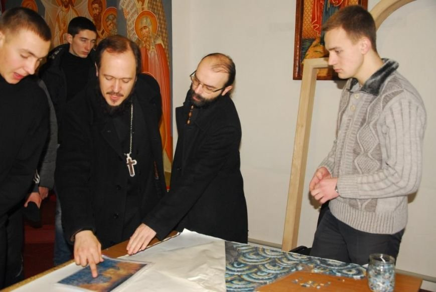 Ребята из Кременчугской воспитательной колонии посетили Полтавскую Миссионерскую духовную семинарию (ФОТО), фото-3